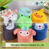 Cartoon Animals Washing Bag Double Layer Zip Mesh Laundry Washing Protector Bag (Z-LB-044)