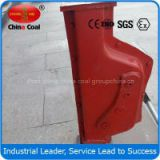 hand type heavy lifting track jack  Mechanical steel jack