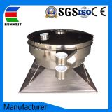 High Precision Swing Tumbler Screen Rotary Vibrating Sieve machine