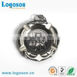 Zinc alloy Souvenir gift cigar metal customize pocket ashtray