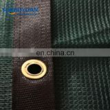 Plastic balcony safety screen net hdpe woven knitted privacy fence net with UV stabilizer