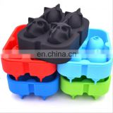 Good quality food grade silicone taro shape ice cube mould