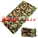 2016 Multifunctional Camouflage Sublimation Printed Head Sports Bandana                                                                         Quality Choice