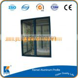 new product powder coating extruding aluminum profile used for window frame