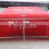 10x10,10x15, 10x20, waterproof &windyproof pop up custom outdoor canopy for advertisement