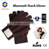 Hi-call receiving Bluetooth gloves, hands-in, Bluetooth gloves From Headset to Handset