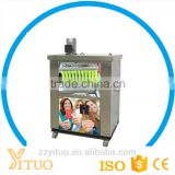 Double Moulds Ice Popsicle Machine/ Ice Lolly Machine/ Popsicle Making Machine                                                                         Quality Choice