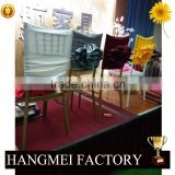 China cheap flower wedding chair sash for sale