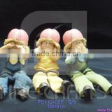 Resin Apple Harvest Festival Figurine Crafts