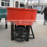 energy-saving charcoal crusher and mixer / grinding wheel rotor sand mixer / strong wheel mixer/coal equipment