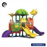 2016 New Alibaba China Factory Price High Quality Children Outdoor All Plastic Playground Equipment Set