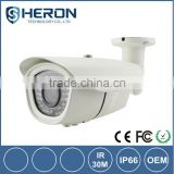 "factory price Outdoor Fixed 700TVL 1/3"" Sony CCD IR Bullet waterproof CCTV security camera"