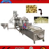 Professional Potato Washing Line/washing powder production line/fruit washing machine