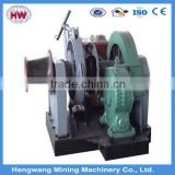 Hydraulic/Electric Winch with Hoist Lift/chain hoist