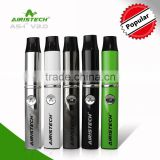 Hot sell 360mah battery micro vape pen wholesale, sellot glass dome wax vape pen replaceable with