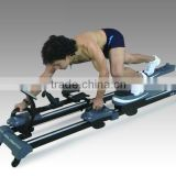 New Lumbar Back Support Machine better than Cushion Pillow, Lumbar Lower Back Stretcher Device