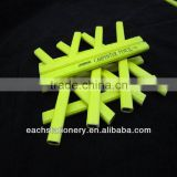 7'' Octagonals Shape Green Carpenter Pencil With Logo Available