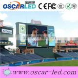 Best selling sports games led display panel billboard stadium football sports show DIP led full color display p10 led display