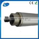 cnc high frequency motor spindle ,5.5kw water cooler spindle motor for metal cut