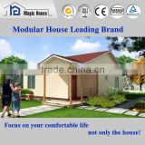 high quality steel building modular homes design with one bedroom and one bathroom                                                                         Quality Choice