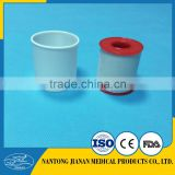 Zinc Oxide Plaster ( ZOP ), Surgical adhesive plaster , cotton adhesive plaster , Skin and white color