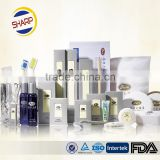 Hot sale hotel bathroom amenity sets including shampoo,body lotion, soap etc