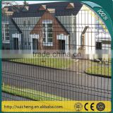 Metal Wire Fence/PVC Coated Security Wire Fence/Galvanized Metal Wire Fence(Guangzhou Factory)