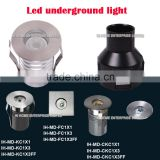 Good quality! 1W mini led underground light, outdoor LED inground light for garden                                                                                                         Supplier's Choice