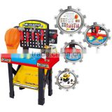 Kids Plastic Play&Learn Tool Series Toys,Children's Battery Operated Workshop Toy