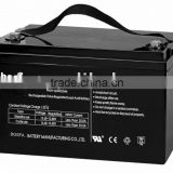 12v 120ah sealed lead acid battery for electric tricycle battery