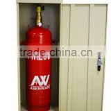 FM200 waterless fire suppression systems Asenware