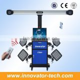Intelligent wheel alignment car IT661 with CE