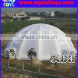 XIXI large white inflatable dome tent for party,inflatable event tent                                                                                                         Supplier's Choice