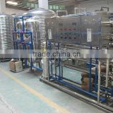 Good quality river water underground water Jiangmen Angel bottle water 10000LPH RO water treatment system