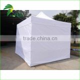 large wedding canopy event tent with doorway