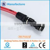 Rubber hose 8mm with fittings protected by the patent of appearance