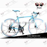5-spoke wheel set sheep hornroad racing aluminum alloy frame 14speed bicycle