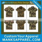 camouflage polo shirts manufacturer