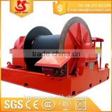 Good quality HY electric capstan winch