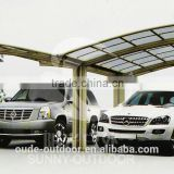 car proof awning tent high quality awning model in a row