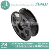 top quality electrical conductivity ABS filament 3D printing filament for 3d printer