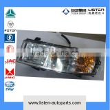 shaanxi F3000 heavy truck head lamp ,F3000 dumper head lamp DZ93189723011 DZ93189723012