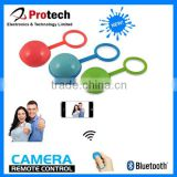 bluetooth mini wireless camera shutter remote control without wire bluetooth shutter for iphone Android mobile PETCR