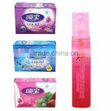 China brand names chocolate/mint/liquid candy fresh spray VC-L023