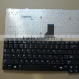 Replacement Parts Laptop Keyboards for SAM M50 M40 M30 X20 X25 X50 RU layout in black color