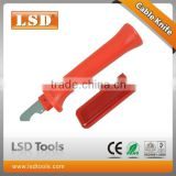 LS-53 cable knife high quality sharpness germany type cable knife Electrical Insulation Stripping Cable Knife