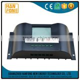 Factory price 12v 24v solar controller 20A for off-grid system use with digital LCD display
