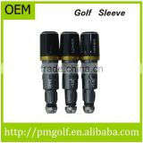 Hot Sale .350 Tip Sleeve Golf Adapters