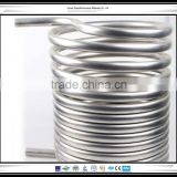ASTM A269 Coiled Pipe, dn40 steel welded pipe,coil pipe for heat exchanger