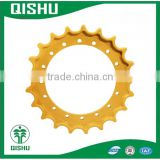EX200-5 1010203 hitachi Durable excavator spare parts Sprocket